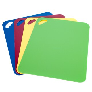 Miu 2 mm Thick Flexible Cutting Board (Set of 4)