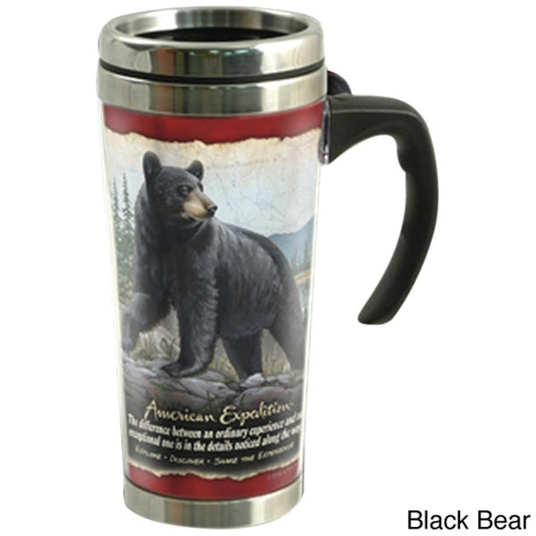 American Expedition Wildlife 24-Ounce Travel Mug