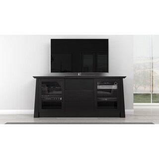 Furnitech Asian Inspired 70-inch TV Console