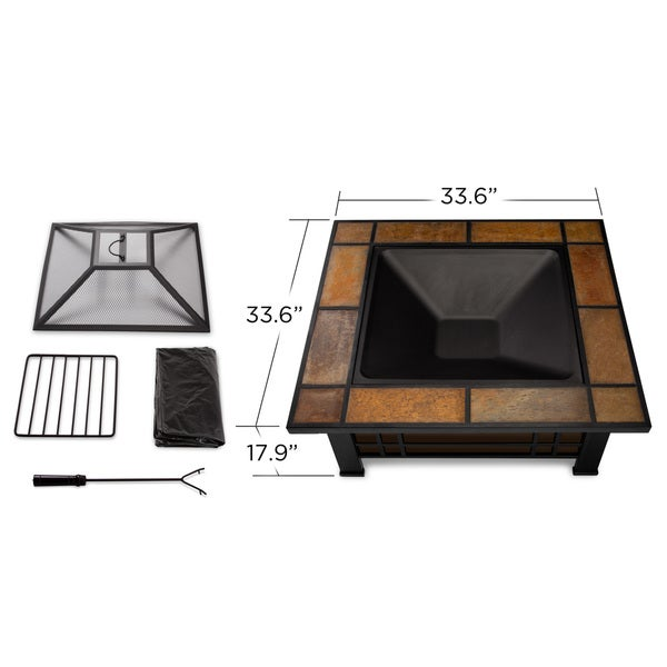 Morrison Outdoor Fire Pit