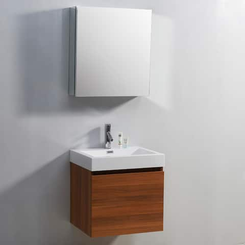 Zuri 24-inch Single-sink Vanity Set