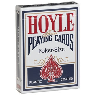 Hoyle Poker Size Playing Cards