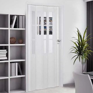 Homestyle Capri 32x80-inch White Folding Door