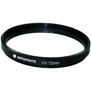 AGFA APUV72 Ultra Violet (UV) Glass Filter 72mm|https://ak1.ostkcdn.com/images/products/7873623/7873623/AGFA-APUV72-Ultra-Violet-UV-Glass-Filter-72mm-P15257287.jpg?impolicy=medium