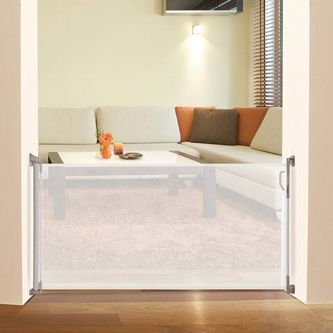 Dreambaby Retractable Gate Indoor/Outdoor