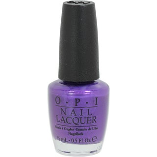 OPI Purple With A Purpose Nail Lacquer