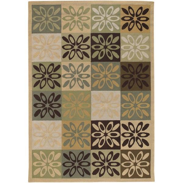Covington Dixie Multi Color Rug (2' x 4')