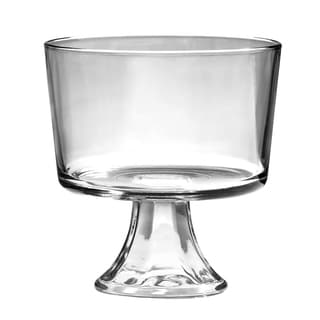 Anchor Hocking Presence Glass Trifle Dish