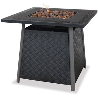 Uniflame Lattice LP Gas Firepit