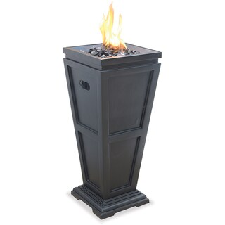 Uniflame LP Gas Column Fire Pit
