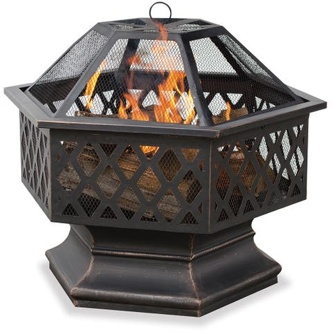Buy Blue Rhino Fire Pits Amp Chimineas Online At Overstock