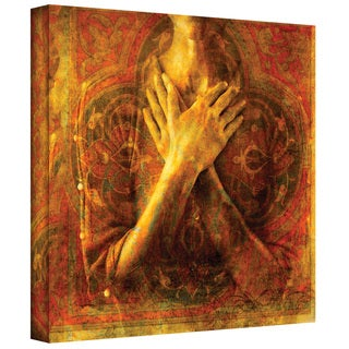 Elena Ray 'Honor Self' Gallery-wrapped Canvas