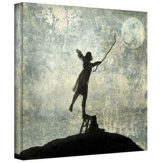 Elena Ray 'Reach for the Moon' Gallery-wrapped Canvas