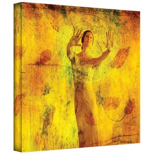 Elena Ray 'Visualize and Manifest' Gallery-wrapped Canvas