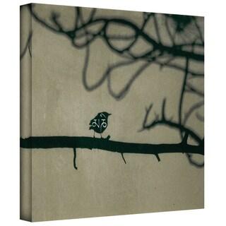 Elena Ray 'Yoga Bird 1' Gallery-wrapped Canvas
