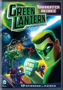 Green Lantern: Manhunter Menace (Season 1 Part 2) (DVD)