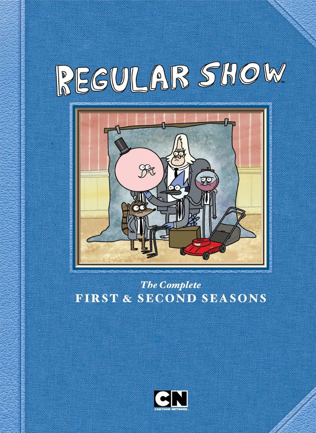 Regular Show: Seasons 1 & 2 (DVD)