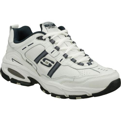Men's Skechers Vigor 2.0 Distraction White/Navy