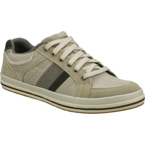 Men's Skechers Relaxed Fit Diamondback Boren Gray/Gray - Thumbnail 0