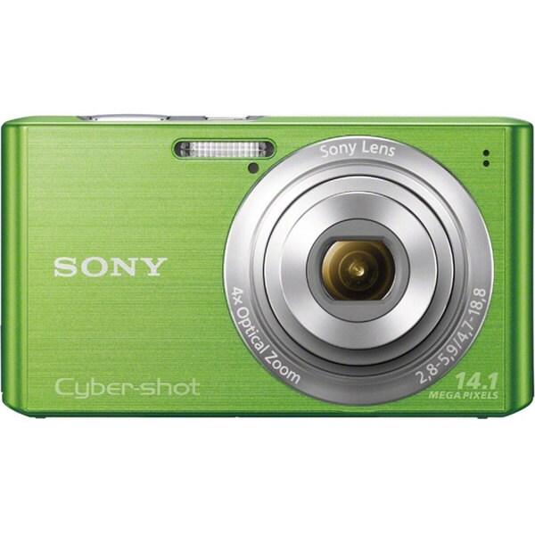 Sony Cyber-Shot DSC-W610 14MP Digital Camera