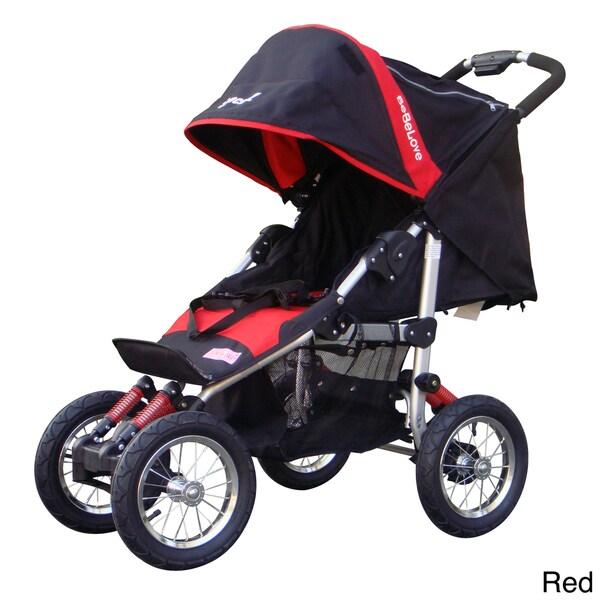 BeBeLove Deluxe Single Jogging Stroller