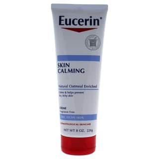 Eucerin Calming 8-ounce Daily Moisturizer Creme|https://ak1.ostkcdn.com/images/products/7876961/P15260088.jpg?impolicy=medium