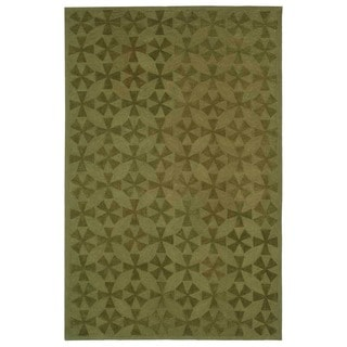 Martha Stewart Navigation Bayou Cotton Rug (9' 6 x 13' 6)