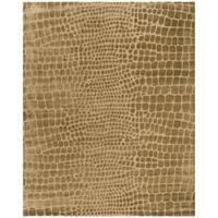 Martha Stewart by Safavieh Amazonia River/ Bank Silk Blend Rug - 7'9 x 9'9