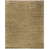 Martha Stewart by Safavieh Amazonia River/ Bank Silk Blend Rug - 8'6 x 11'6