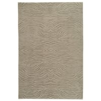 Martha Stewart by Safavieh Journey Stone Silk/ Wool Rug - 8'6 x 11'6