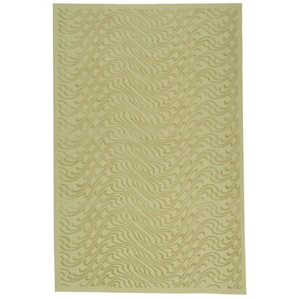Martha Stewart by Safavieh Surf Dune Silk Blend Rug - 7'9 x 9'9