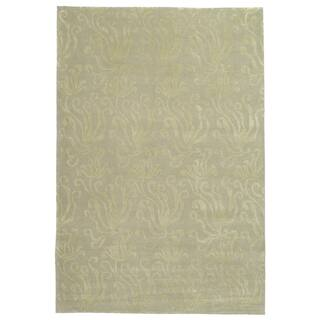 Martha Stewart by Safavieh Seaflora Shell Silk/ Wool Rug (8' 6 x 11' 6)|https://ak1.ostkcdn.com/images/products/7877696/7877696/Martha-Stewart-Seaflora-Shell-Silk-Wool-Rug-8-6-x-11-6-P15260740.jpg?impolicy=medium