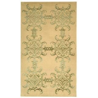 Martha Stewart by Safavieh Tracery Birch Silk/ Wool Rug (8' 6 x 11' 6)|https://ak1.ostkcdn.com/images/products/7877719/7877719/Martha-Stewart-Tracery-Birch-Silk-Wool-Rug-8-6-x-11-6-P15260756.jpg?impolicy=medium