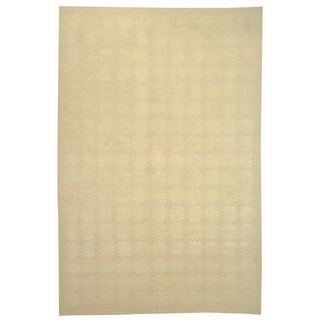 Martha Stewart Constellation Milky Way Silk/ Wool Rug (8' 6 x 11' 6)