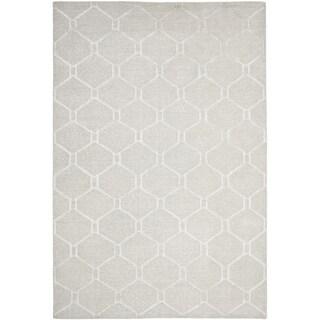 Martha Stewart by Safavieh Piazza Bedford Grey Linen Rug (9' x 12')|https://ak1.ostkcdn.com/images/products/7877829/P15260856.jpg?_ostk_perf_=percv&impolicy=medium