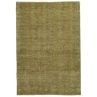 Martha Stewart by Safavieh Tendrils Sunrise Wool Rug - 9' x 12'
