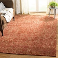 Martha Stewart by Safavieh Foliage Harvest Wool Rug - 8' x 10'