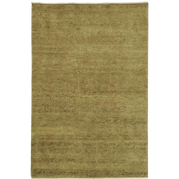 Martha Stewart by Safavieh Foliage Orchard Wool Rug - 9' x 12'