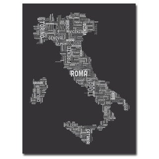 Michael Tompsett 'Italy V' Canvas Art