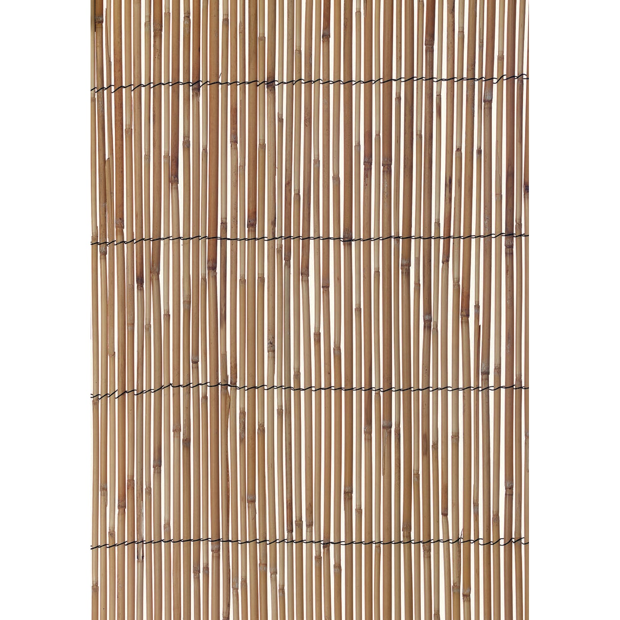 USA High Natural Reed Fencing, Silver steel