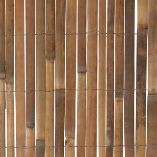 Split Bamboo Fencing High