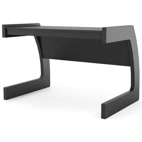 Sonax Midnight Black 45-inch Workspace Desk