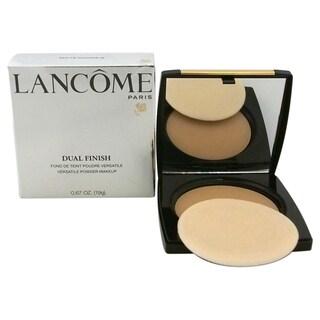 Lancome Dual Finish Versatile Powder Makeup # Matte Amande III (Unboxed)