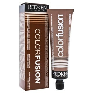 Redken Color Fusion Creme Natural Balance #4Ab Ash/Blue Hair Color