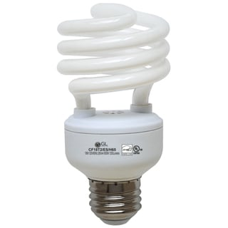 Goodlite G-10845 18-watt CFL 75-watt Replacement 1250-lumen T2 Spiral Light Bulb (Pack of 25)
