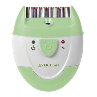 Veridian Finito Electronic Lice Comb