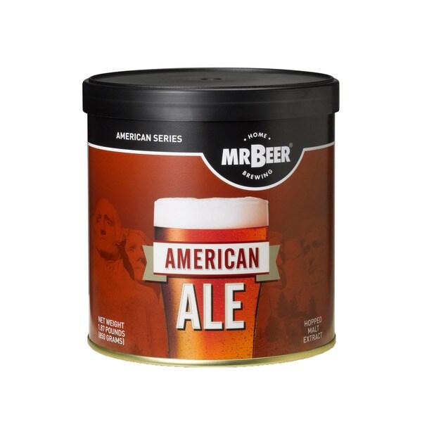 Mr. Beer DIY American Ale