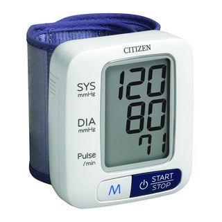 Citizen CH-650 Wrist Digital Blood Pressure Monitor