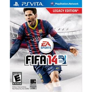 PlayStation Vita - FIFA 14