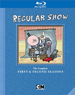 Regular Show: Seasons 1 & 2 (Blu-ray Disc)